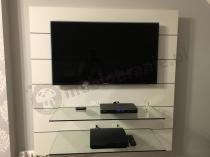 Nowoczesny stolik na akcesoria RTV Panorama