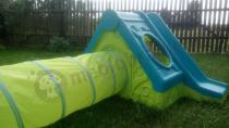 Ogrodowe place zabaw dla dzieci Keter Funtivity Playhouse