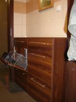 Pojemna szafka na buty z rozkładanymi szufladami Salamanca