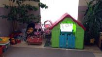 Składany domek dla dzieci do domu i do ogrodu Keter Foldable