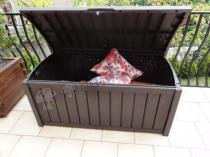 Skrzynia o dużej pojemności Keter Glenwood Box 390L