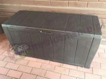 Skrzynia ogrodowa Keter Sherwood Box brązowa