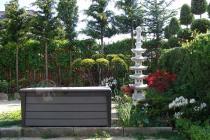Skrzynia ogrodowa z tworzywa sztucznego Keter Brushwood