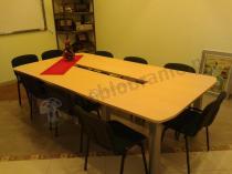 Stół konferencyjny na 10 osób Rumba