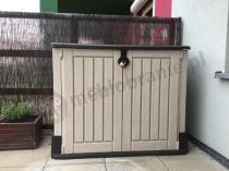 Szafa ogrodowa zamykana na kłódkę Store-It-Out Midi