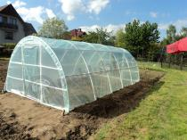 Szklarnie i tunele foliowe do ogrodu i na działkę