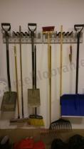 Wieszak uchwyt na narzędzia ogrodowe Hanging Tool Rack