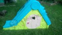 Zabawki ogrodowe dla dzieci Keter Funtivity Playhouse