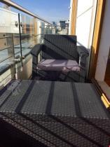 Zestaw Corfu weekend na wąskim balkonie