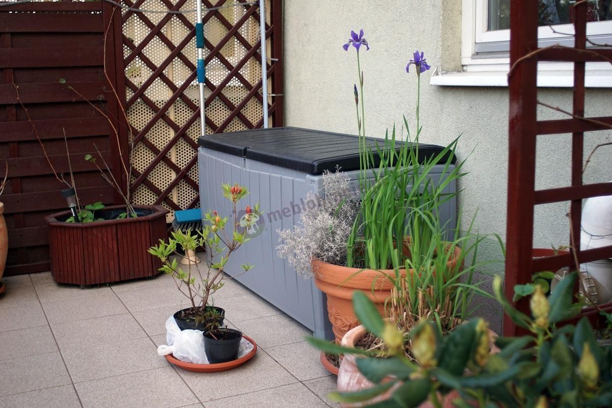 Skrzynia do ogrodu z tworzywa sztucznego Keter