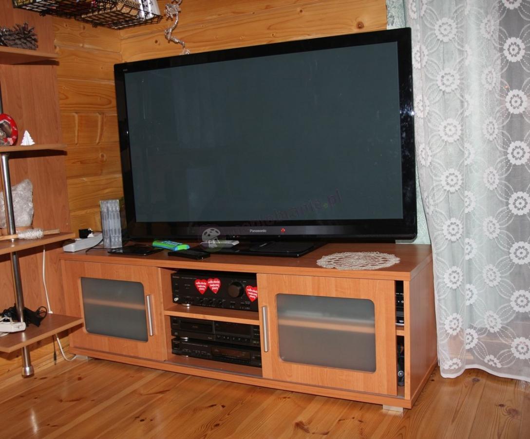 Szafka RTV Digital 2 w odcieniu olcha