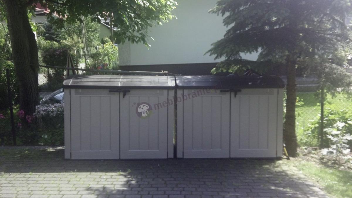 Szafy ogrodowe z tworzywa sztucznego Keter Store It Out