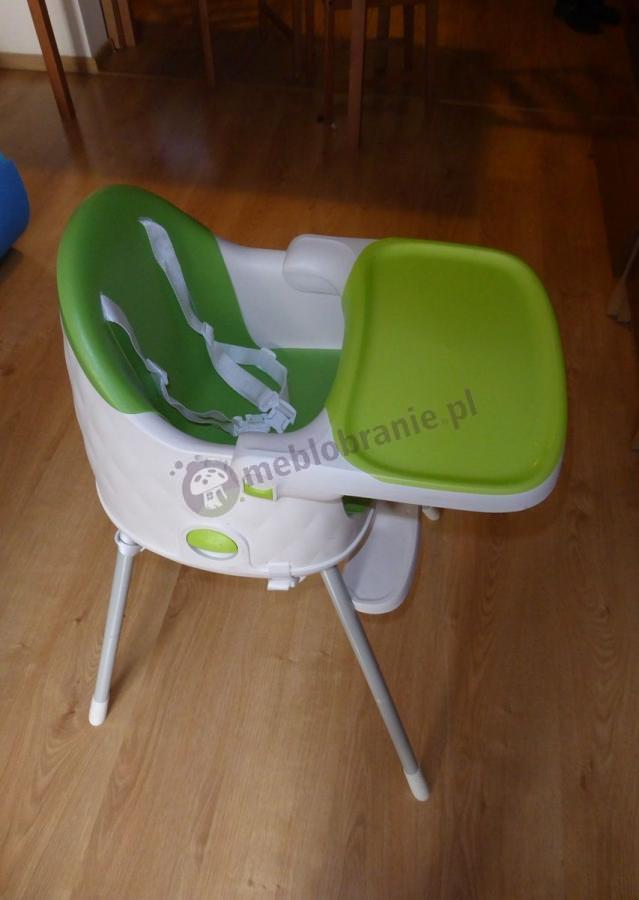 Unikalne krzesełko do karmienia dzieci Keter Multidine Highchair Curver