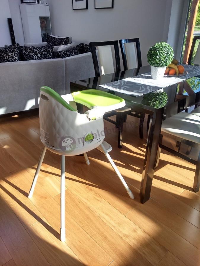 Wielofunkcyjne krzesełko dla dzieci do karmienia - Keter Multidine
