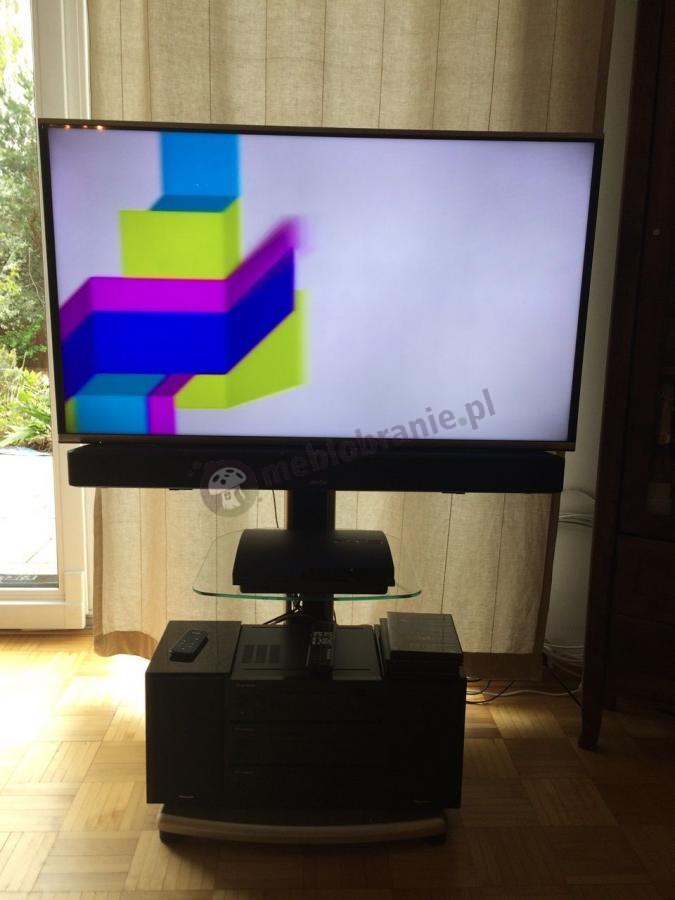 Wieszak TV A-222 do mocowania płaskich ekranów plazmowych oraz LCD