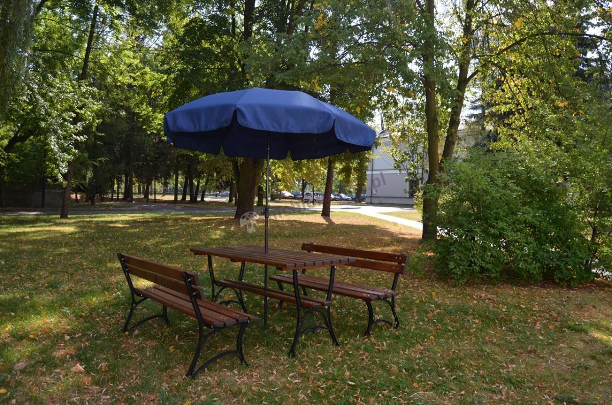 Zestaw ogrodowy z parasolem Faktor Sunline III 200