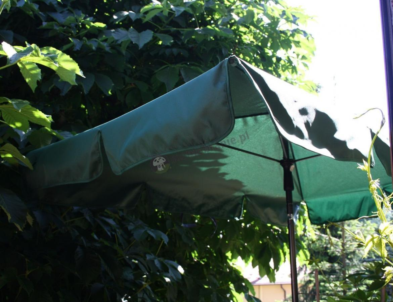 Zielony parasol SunLine Waterproof III 185x120