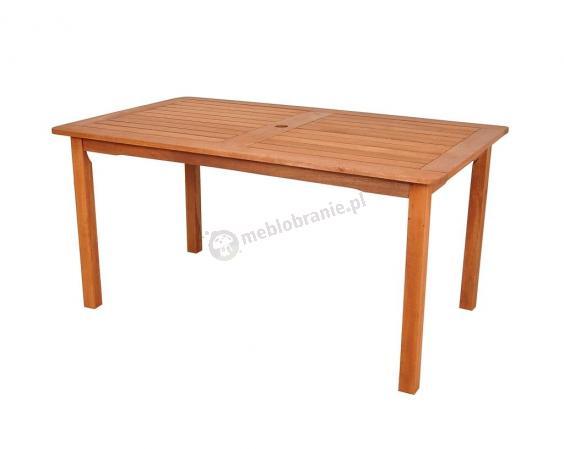 Stół ogrodowy prostokątny