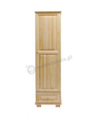 szafa sosnowa drewniana
