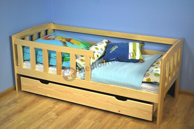 Łóżko dziecięce Anastazja 70X160