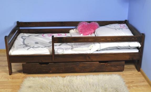 Łóżko dziecięce Kevin 80x190
