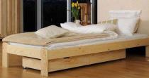 Sosnowa szuflada do łóżka 150 cm