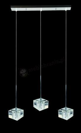 Lampa wisząca CUBE 3