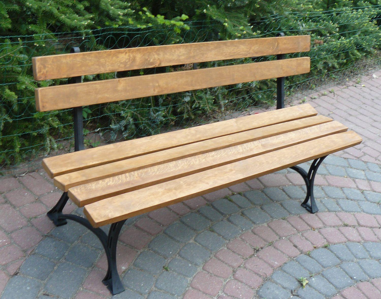 Góra Ławki ogrodowe: drewniane, żeliwne, miejskie - Meblobranie.pl KD09