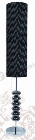 Lampa podłogowa STONE black