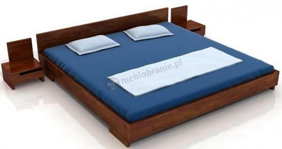 łóżko Visby Bergman