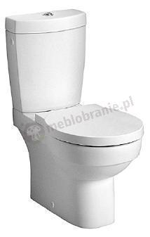 WC Kompakt Varius Koło uniwersalny odpływ