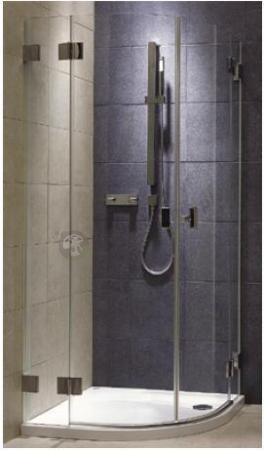 Kabina prysznicowa półokrągła Koło Niven 80
