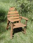 Drewniany fotel ogrodowy cena, opinie
