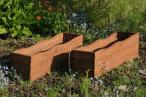 Donice balkonowe drewno sosnowe