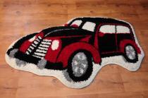 Dywan dziecięcy Samochód 1