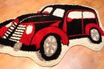 Dywan dla dzieci samochod