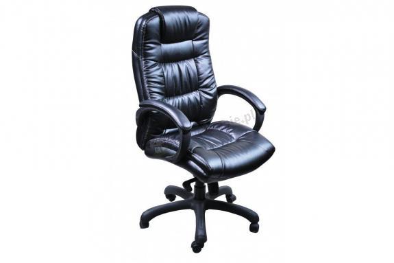 Fotel obrotowy Monterey PU Nylon Black