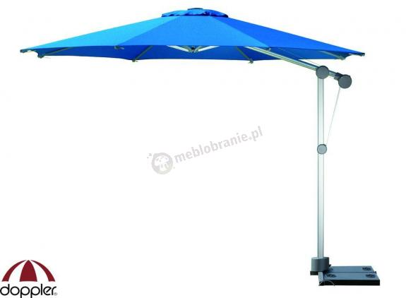 Nowoczesny parasol ogrodowy protect 400 pendel