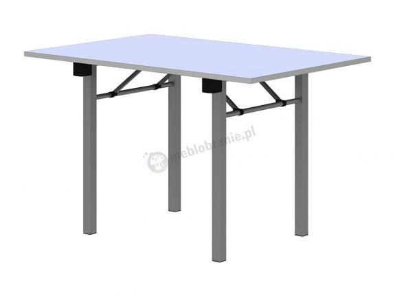 Stół bankietowy składany 120x80cm