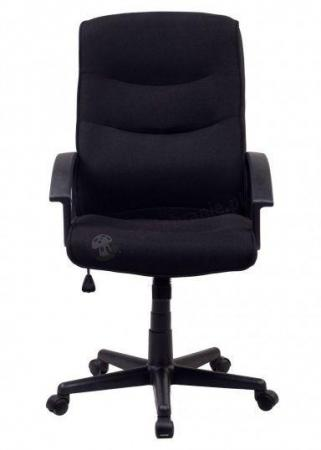 Fotel Sakramento black