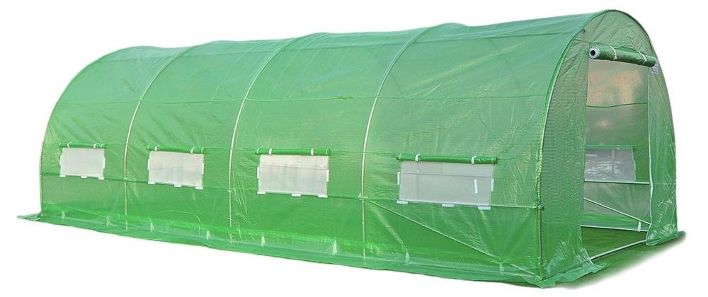 Tunele foliowe producent Focus Garden zielone