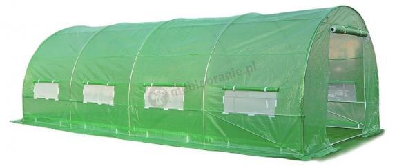 Tunel foliowy metalowy 6*3m