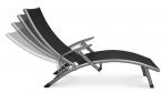 składany leżak aluminiowy