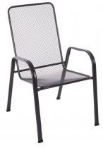 Krzesło metalowe Astor