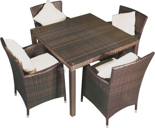 Zestaw mebli - model stołu na SEZON 2015