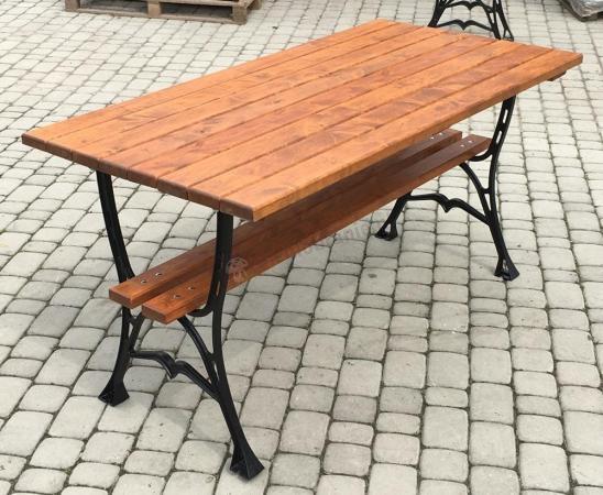 Stół żeliwny Faktor 150 cm