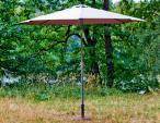 parasol ogrodowy 300 cm średnicy