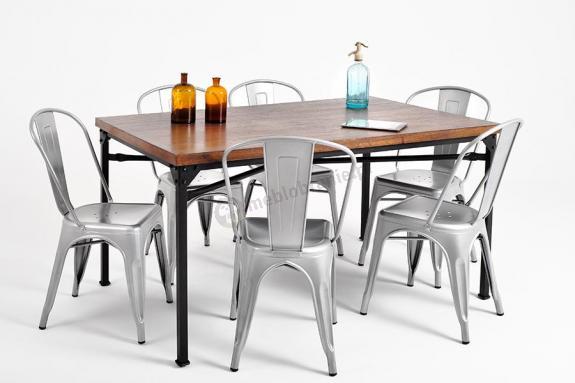 Stół Vintage Mahoń