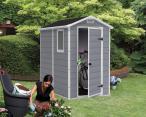 Domek na wyposażenie ogrodowe Keter Manor 4x6s