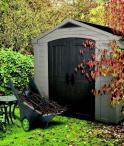 Domek ogrodowy wizualizacja